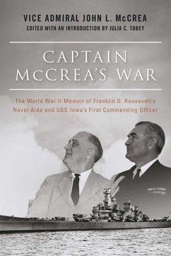 Captain McCrea´s War (eBook, ePUB)