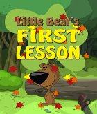 Little Bear's First Lesson (eBook, ePUB)