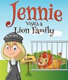Jennie Visits a Lion Family (eBook, ePUB)