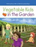 Vegetable Kids in the Garden (eBook, ePUB)