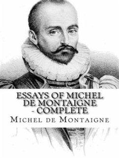 Essays of Michel de Montaigne ? Complete (eBook...