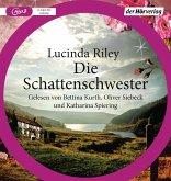 Die Schattenschwester / Die sieben Schwestern Bd.3 (2 MP3-CDs)