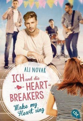 Buch-Reihe Ich und die Heartbreakers