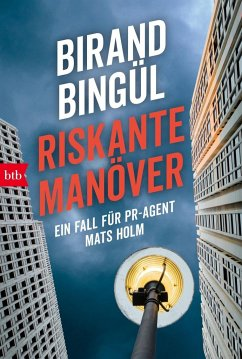 Riskante Manöver / Mats Holm Bd.1 - Bingül, Birand
