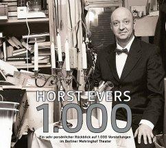 1000, 1 Audio-CD - Evers, Horst