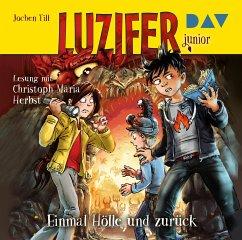 Einmal Hölle und zurück / Luzifer junior Bd.3 (2 Audio-CDs) - Till, Jochen