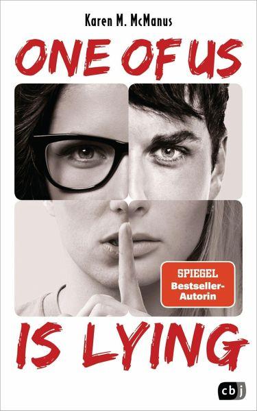 One of us is lying - McManus, Karen M.