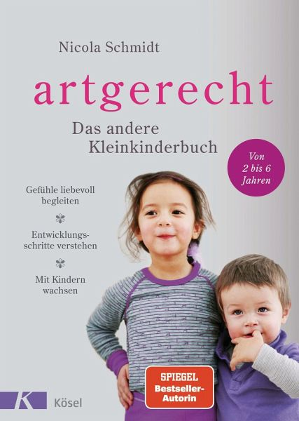 artgerecht - Das andere Kleinkinderbuch - Schmidt, Nicola