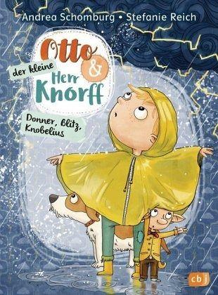 Buch-Reihe Otto & Herr Knorff