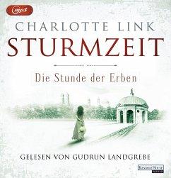 Die Stunde der Erben / Sturmzeit Bd.3 (1 MP3-CDs) - Link, Charlotte