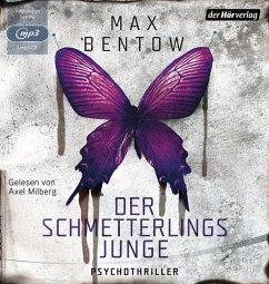 Der Schmetterlingsjunge / Nils Trojan Bd.7 (1 MP3-CDs) - Bentow, Max