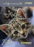 Eine Katze für jeden Tag 2019 Abreißkalender
