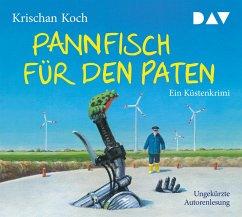 Pannfisch für den Paten / Thies Detlefsen Bd.6 (5 Audio-CDs) - Koch, Krischan