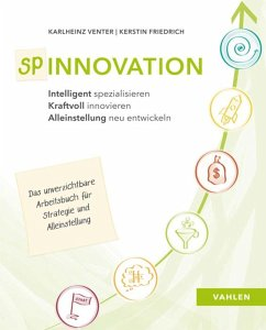 Spinnovation (eBook, PDF) - Venter, Karlheinz; Friedrich, Kerstin