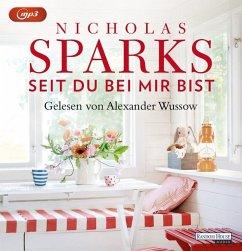 Seit du bei mir bist, 1 MP3-CD - Sparks, Nicholas