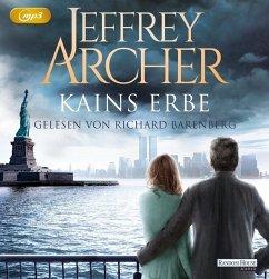 Kains Erbe / Kain und Abel Bd.3 (2 MP3-CDs) - Archer, Jeffrey