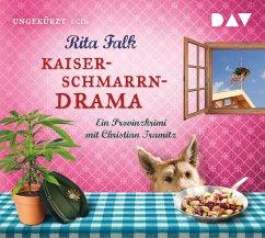 Kaiserschmarrndrama / Franz Eberhofer Bd.9 (6 Audio-CDs) - Falk, Rita