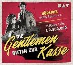 Die Gentlemen bitten zur Kasse, 1 Audio-CD