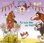 Für kein Heu der Welt / Die Haferhorde Bd.10 (2 Audio-CDs)