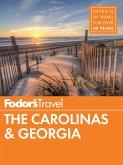Fodor's The Carolinas & Georgia (eBook, ePUB)