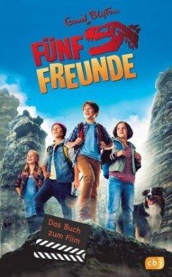 Fünf Freunde 5 / Fünf Freunde Buch zum Film Bd.5 - Blyton, Enid