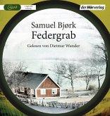 Federgrab / Kommissar Munch Bd.2 (1 MP3-CDs)