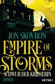Schwur der Kriegerin / Empire of Storms Bd.3