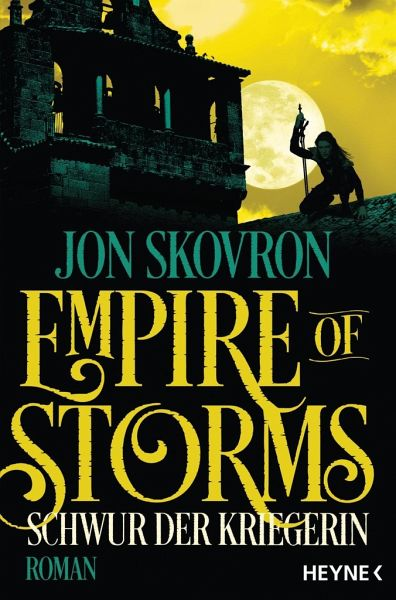 Buch-Reihe Empire of Storms