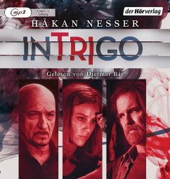 INTRIGO, 1 MP3-CD - Nesser, Hakan