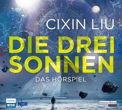 Die drei Sonnen / Die drei Sonnen Bd.1 (Audio-CD)