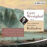 Gert Westphal liest: Die schönsten deutschen Balladen, 6 Audio-CDs