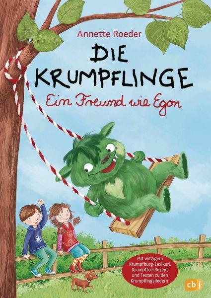 Buch-Reihe Die Krumpflinge von Annette Roeder