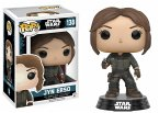 Pop Star Wars Rogue One Jyn Erso Main Outfit Vinyl Figure