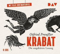 Krabat, 5 Audio-CDs - Preußler, Otfried