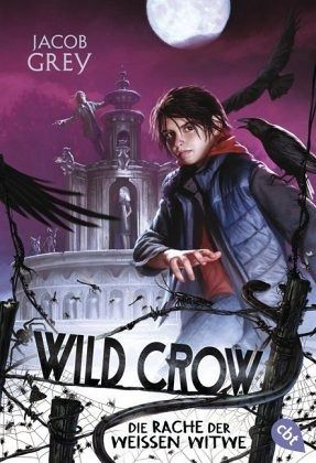 Buch-Reihe Wild Crow
