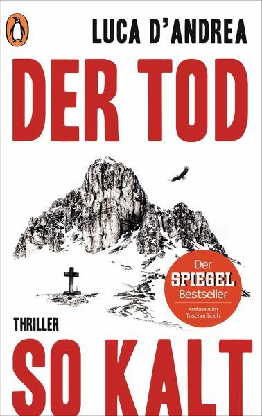 Der Tod So Kalt Von Luca Dandrea Als Taschenbuch Portofrei Bei