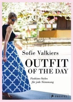 Outfit of the Day - Valkiers, Sofie