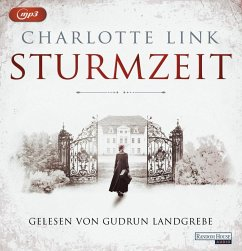Sturmzeit Bd.1 (1 MP3-CD) - Link, Charlotte