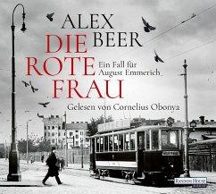 Die rote Frau / August Emmerich Bd.2 (6 Audio-CDs) - Beer, Alex