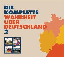 Die Wahrheit über Deutschland Box 2, 4 Audio-CDs
