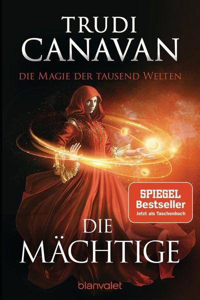 Buch-Reihe Die Magie der tausend Welten Trilogie von Trudi Canavan