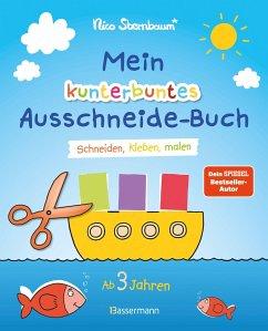 Mein kunterbuntes Ausschneide-Buch - Sternbaum, Nico