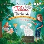 Wühler, das wuschelige Wunschkaninchen / Tildas Tierbande Bd.2 (2 Audio-CDs)