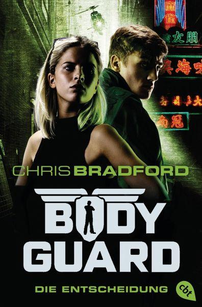 Buch-Reihe Bodyguard von Chris Bradford