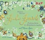 Perlenschein und Wahrheitszauber / Julie Jewels Bd.1 (4 Audio-CDs)