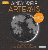 Artemis, 2 MP3-CD