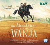 Die Abenteuer des starken Wanja, 3 Audio-CDs