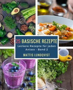 25 basische Rezepte (eBook, ePUB)