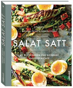 Salat satt - Hesser, Amanda;Stubbs, Merrill
