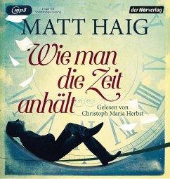 Wie man die Zeit anhält, 1 MP3-CD - Haig, Matt